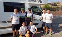 De Madrid a Lisboa, con los Trotter Bikers